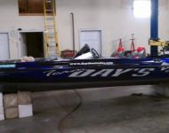 The Boat Wrap